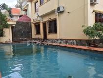 Biệt thự Thảo Điền DT 600m2 4PN 5 WC sân vườn hồ bơi rộng cần cho thuê giá tốt