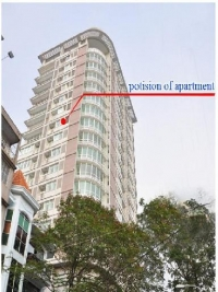 Apartment for sale in Ben Thanh Land