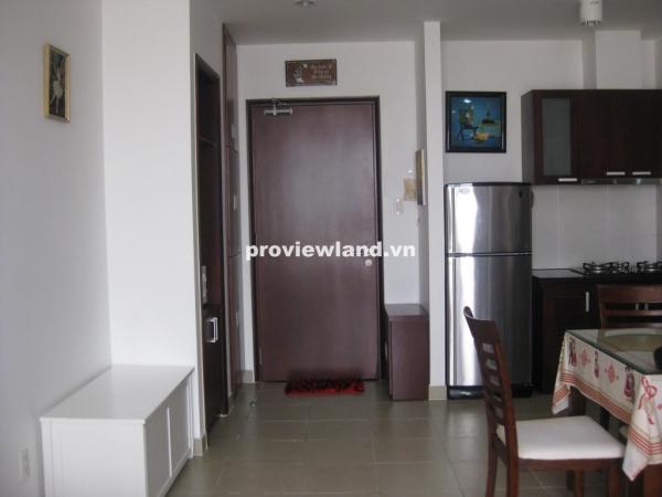 Cho thuê căn hộ Horizon tháp 70m2 với 1 phòng ngủ đầy đủ nội thất