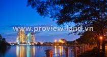 Cho thuê căn hộ Đảo Kim Cương Quận 2, cạnh bờ sông Sài Gòn tuyệt đẹp