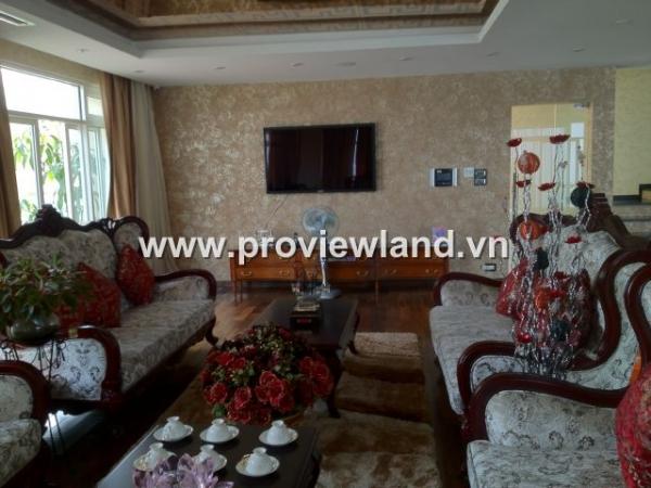 Bán căn hộ Duplex Saigon Pearl view cực đẹp