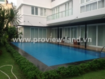Villa Kim Son for rent in District 2