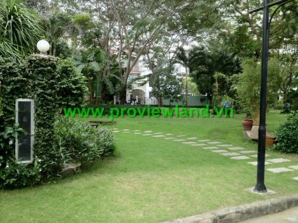 Villas My Gia for rent in Phu My Hung, District 7