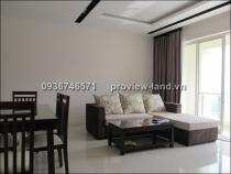 Cho thuê The Estella căn hộ 2 phòng ngủ hành lang view đẹp