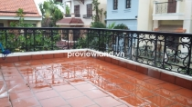Villa for rent in Compound on Quoc Huong Str with 150sqm 3 floors 4BRs unfurnished