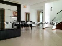 Cho thuê biệt thự quận 2 Villa Riviera An Phu 300m2