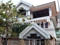 Cho thuê Villa Thảo Điền quận 2 4PN