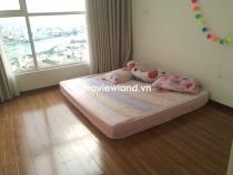 Cho thuê căn hộ 95m2 2PN Thảo Điền Pearl tầng cao trang bị đầy đủ view sông tuyệt đẹp