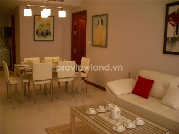 Selling apartment in The Lancaster 75sqm 2 beds full interior