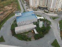 Cho thuê căn hộ Estella 2 PN view thành phố giá tốt
