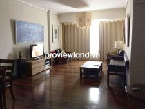 Saigon Pearl apartment for rent at Sapphire high floor 4BRs full facilities and furniture