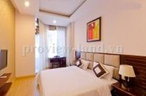 Cho thuê căn hộ dịch vụ quận 1 nội thất đẹp mắt giá hấp dẫn