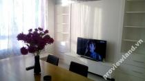 Cho thuê căn hộ Tropic Garden 112m2 3 phòng ngủ tầng cao view sông