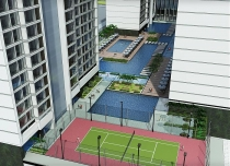 Petroland apartment for sale in district 2