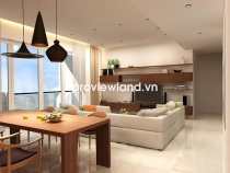 The Estella Apartment for rent high floor 124sqm 2BRs beautiful furniture with parkview