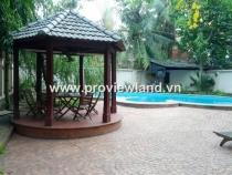 Cho thuê biệt thự Ngô Quang Huy tuyệt đẹp tại Quận 2