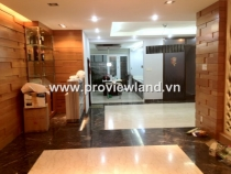Villa for rent saigon Pearl Binh Thanh