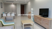 City Garden apartment for rent high floor 116sqm 2BRs fully furnished full daily facilities