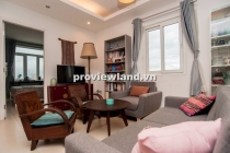 Serviced apartment for rent on Nguyen Ba Huan 70sqm 2BRs modern furniture