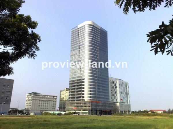Văn phòng cho thuê quận 7 cao ốc Petroland Tower