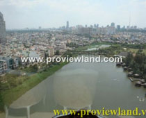 Apartment for rent in Cantavil Hoan Cau beautiful furnished