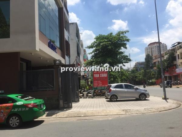 Văn phòng cho thuê đường Vũ Tông Phan quận 2 1 10x20m 1 hầm+3 lầu