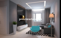 Căn hộ Tropic Garden 88m2 cần cho thuê nội thất đẹp
