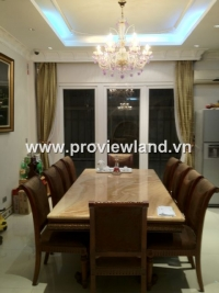 For sell the villa in Saigon Pearl, Nguyen Huu Canh Street