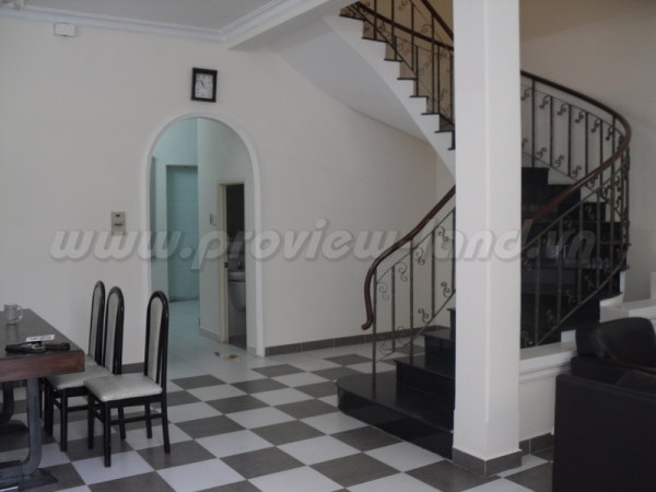 Beautiful house for rent in Binh Thanh District
