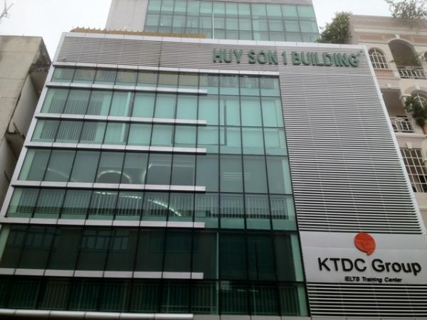 Văn phòng Quận 1 cho thuê Huy Sơn Building