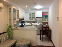 District 1 serviced apartment for rent on Tran Nhat Duat Street 85sqm 2 beds