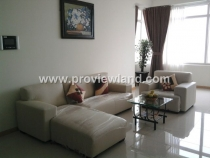 Saigon Pearl apartment for sale wiith high floor, nice view, very good price