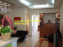 An Khang apartment for sale in District 2 with low price