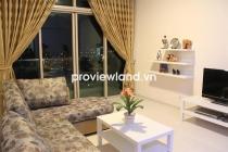 Cho thuê căn hộ 2PN có ban công view hồ bơi The Vista full nội thất cao cấp
