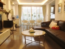 Saigon River view Saigon Pearl Villa for rent in Binh Thanh District hcm city