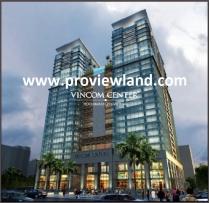 Cho thuê tòa nhà văn phòng Vincom Center, Lê Thánh Tôn Quận 1