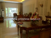 Villas for rent Saigon Pearl, Saigon River villas