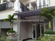 Villa for rent in District 2, Thao Dien
