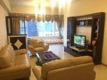 Saigon Pearl apartment for rent high floor 134sqm 3 beds full interior nice Saigon riverview
