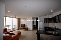 Horizon apartment for rent low floor 122m2 3BRs fully furnished modern style