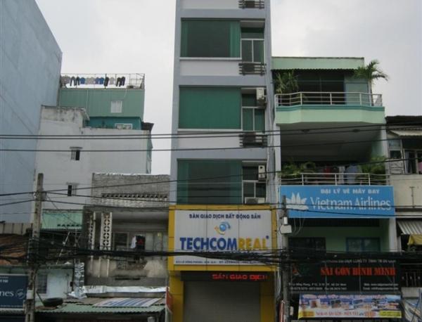 Bán gấp nhà DT 473m2 mặt tiền Lê Hồng Phong quận 10 khu sầm uất vị trí đẹp