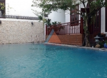 Villa for rent in Thao Dien Ward, area of 430 m2, swimming pool