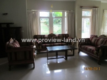 Phu Gia luxury villas for rent, Phu My Hung, District 7