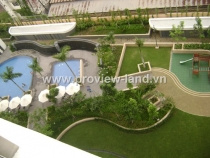 Apartment in City garden for rent, Binh thanh Dist with 1 bedroom, 59 Ngo Tat To