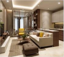 Cho thuê căn hộ Lexington nội thất đầy đủ 1PN sang trọng