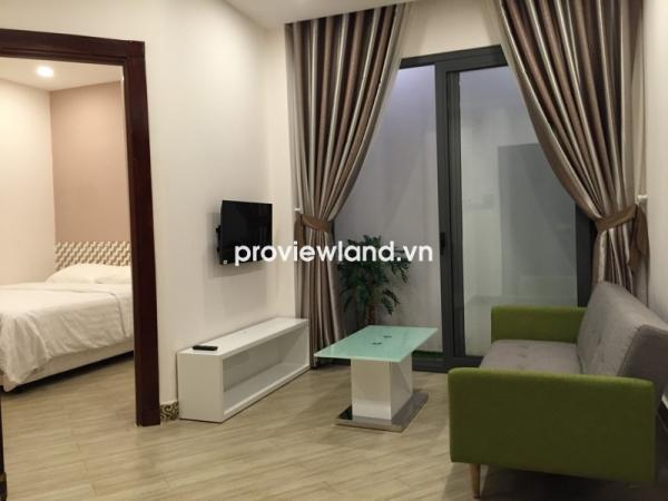 Cho thuê căn hộ dịch vụ 40m2 - 1 PN đường Nguyễn Cư Trinh đầy đủ dịch vụ tiện nghi