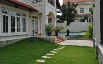 Kim Son villa for rent in Thao Dien ward, District 2, area of 1000m2