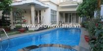 Bán biệt thự Thảo Điền khu Compound có bảo vệ hồ bơi riêng