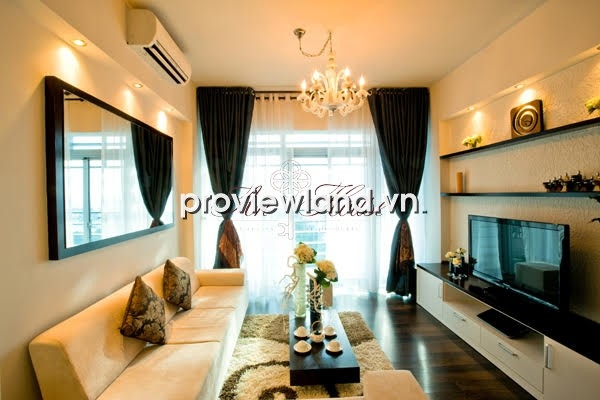 Sailing Tower apartment for rent high floor 86sqm 1BR full furniture and services