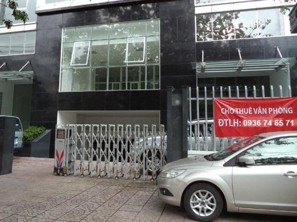 Cao ốc văn phòng cho thuê quận Tân Bình CT-IN Building